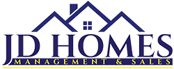 JD Homes Leasing & Property Management Logo